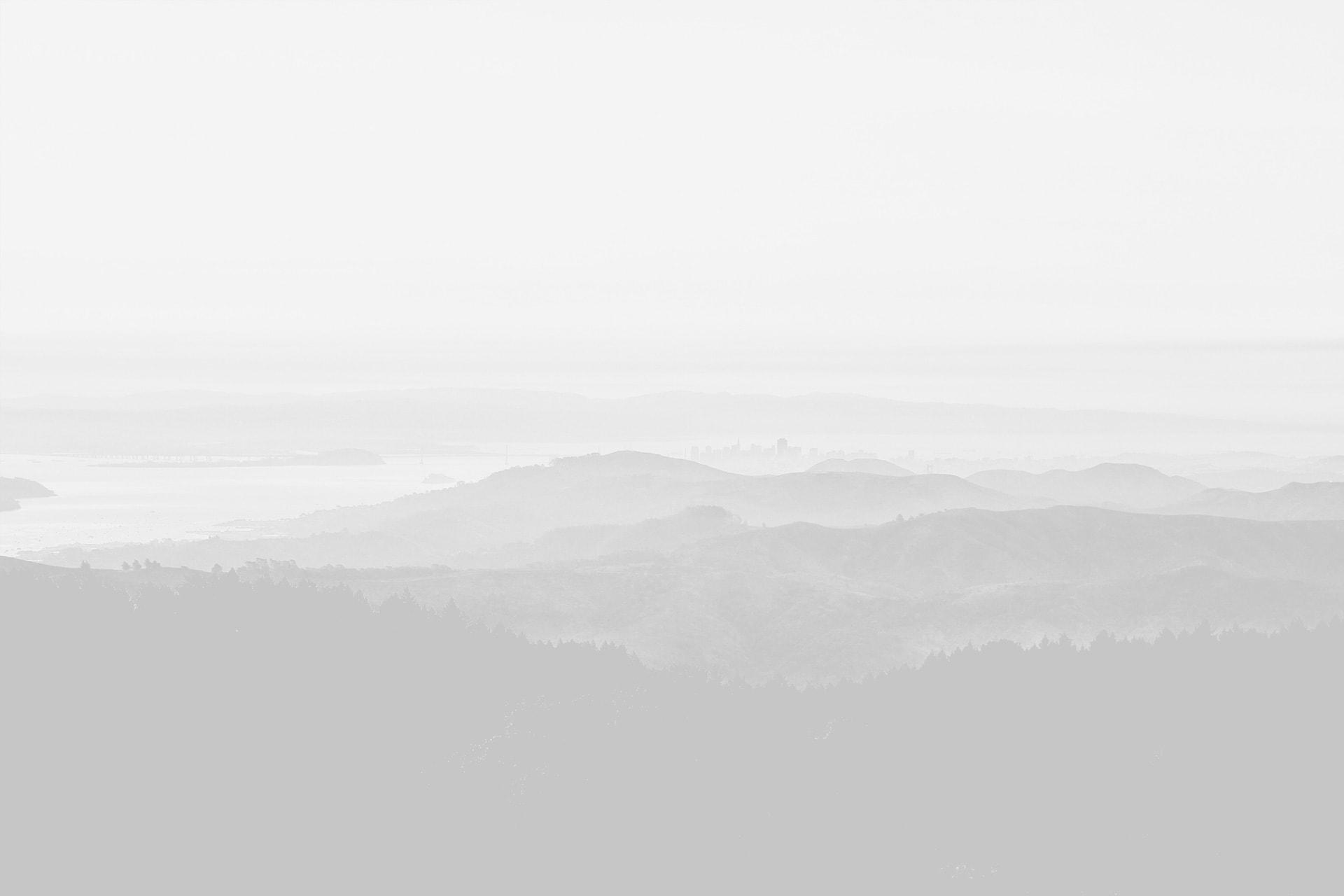 Calm over the horizon